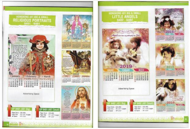 hongkong calendar